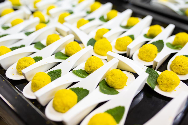 Gastronomía para eventos en Mirador Playa Granada