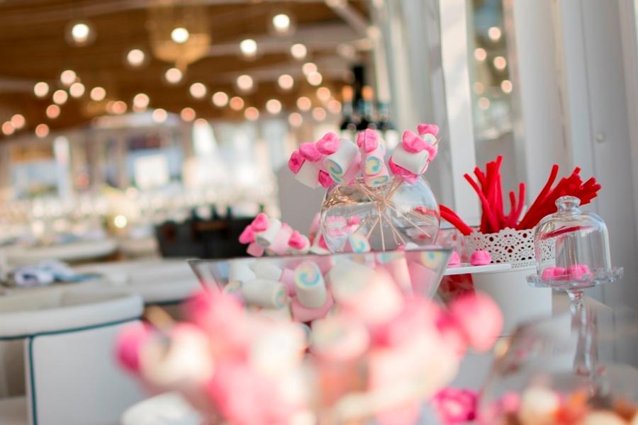 Mesa dulce para bodas en Mirador Playa Granada