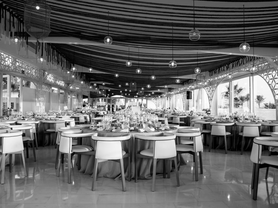 celebración de banquete de boda en Motril